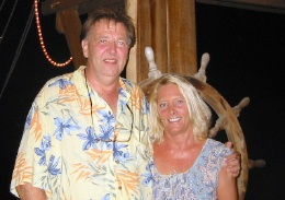Larry and Nancy Schlesser, Roatan-Real Estate